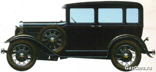 ГАЗ-6 Пионер